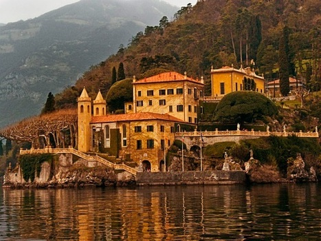 Accessible Options in the Land of Counts, Cardinals and Clooney, Lake Como | Movin' Ahead | Scoop.it