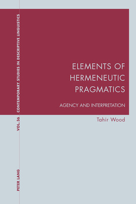 New publication: Elements of Hermeneutic Pragmatics | sociolinguistics | Scoop.it