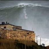 Portugal pitches 'big wave' surf tourism after record ride - USA TODAY | Surf is Life! | Scoop.it