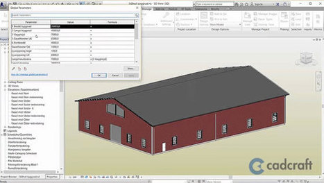 Global Parameters – An exclusive new feature of Revit 2016 – R2 | BIM Forum | Scoop.it