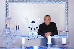 Thierry Ardisson recrute un robot comme chroniqueur ! | Une nouvelle civilisation de Robots | Scoop.it