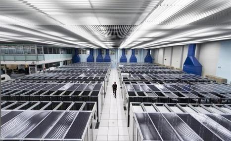 Computing   CERN   El CERN y la GRID   Scoop.it