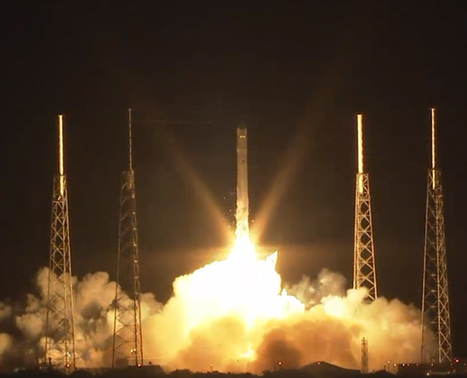 SpaceX Falcon Rocket Flies : Discovery News | Social Mercor | Scoop.it