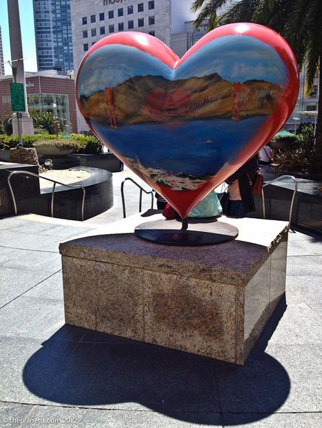 #Heart in #San#Francisco | San Francisco | Scoop.it