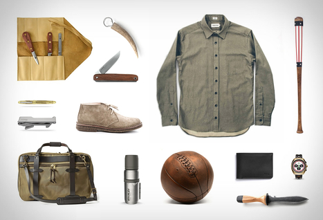 Gifts for Dad on Huckberry | Stuff we drool about... | Scoop.it