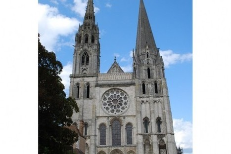 Chartres, Easy Getaway from Geneva: Restaurant St-Hilaire | The Rambling Epicure | The Rambling Epicure | Scoop.it