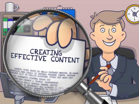 Quand le manager pense contenu et l'utilisateur pertinence | Quatrième lieu | Scoop.it