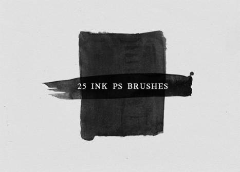 29 pack de brushes Photoshop géniaux pour booster vos créations | Blog Tuto.com | -thécaires... | Avenir des Bibliothèques | Outils de Veille & de Curation | Scoop.it