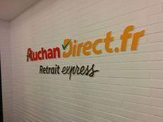 Découvrez le test de drive piéton par Auchan Direct | Tendances | Scoop.it