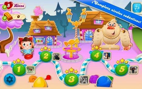 Candy Crush Soda Saga para Android, ¡el nuevo Candy Crush Saga! - Soft For Mobiles | Aplicaciones y Juegos Android e iPhone | Scoop.it