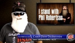 Not-A-Coach Dave Daubenmire Convinced All His Critics Are Children Of The Devil | Daily Crew | Scoop.it
