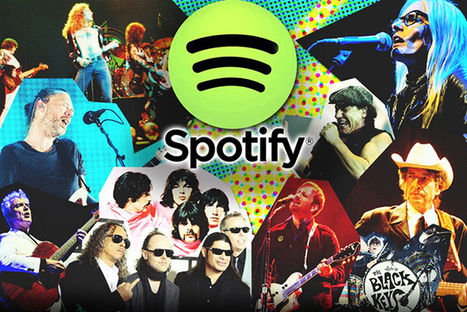 Is Spotify Killing Music? | Music Business - What's Up? | Scoop.it