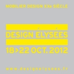 Design Elysées – la foire dédiée au design du XXème siècle – 18 ... | Velvet Galerie ,Mobilier design XX eme , Architecture utopique 1970 , Pop culture | Scoop.it