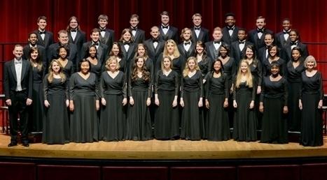 Chamber Singers, Spotlighters Take Musical Journey Through Historic England - Valdosta State University   Music Education   Scoop.it