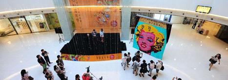 La galerie commerciale, un nouveau lieu de diffusion pour l'art : éloge de la marchandisation ou culture pour tous ? | Culture et Économie | Scoop.it