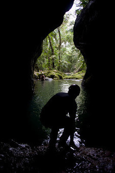 The Entrance to the Mayan Underworld   Belize in Social Media   Scoop.it