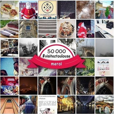 "Toulouse Tourisme on Instagram: ""50 000 photos taguées#visiteztoulouse !!! MERCI BEAUCOUP !!! ✨✨��❤️ Merci de faire rayonner la destination Toulouse sur Instagram, merci de…"" 