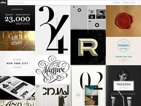 Niice, le moteur de recherche dédié aux créatifs | Time to Learn | Scoop.it
