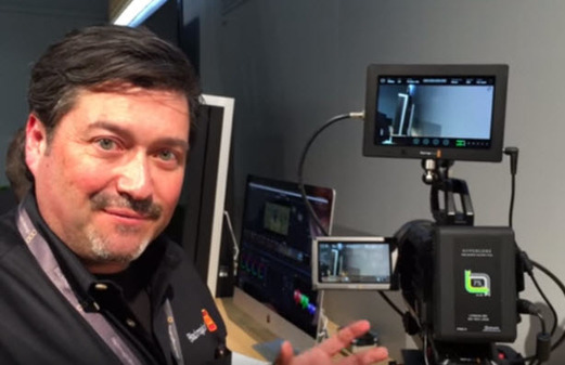 NAB 2016: Blackmagic OS 4.0: The New Standard in Sub-$5,000 Video Camera Software UX