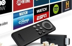 Amazon Drops Apple TV And Chromecast In Favor Of Their Own Fire TV Stick | Internet of Things - Company and Research Focus | Scoop.it