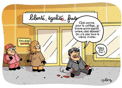 Antidote n°3 : Ne pas renoncer au collège unique - Les Cahiers pédagogiques   Actualités du site du CRAP-Cahiers pédagogiques   Scoop.it