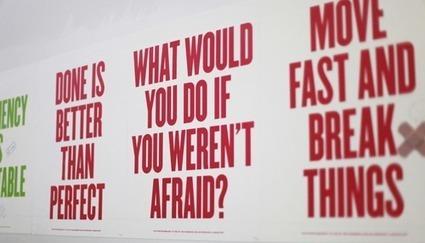6 Posters to Reflect Facebook Corporate Culture   Tendances de com   Scoop.it