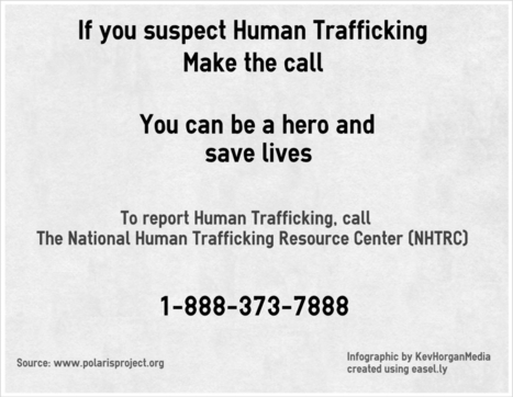 Modern Day Abolitionists Call For Group Effort To Help Human Trafficking Survivors | crime survivors | Scoop.it