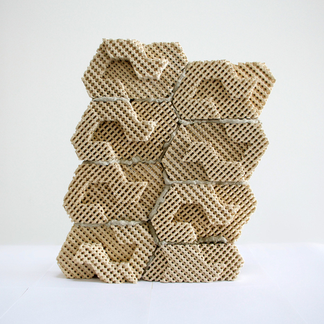 EMERGING OBJECTS » Cool Brick | Things and more things | Scoop.it
