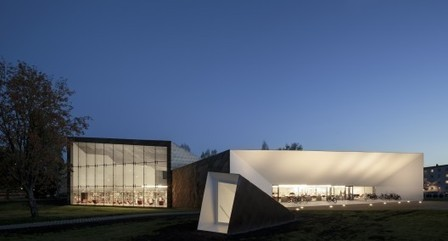 City Library in Seinäjoki / JKMM Architects | Architecture | Scoop.it