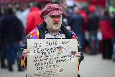 Manifestation nationale: des dizaines de milliers de personnes affluent vers Bruxelles (direct) | Shabba's news | Scoop.it