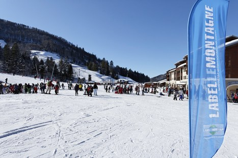 Le top 10 des stations de ski françaises | L'Actu Web Labellemontagne | Scoop.it