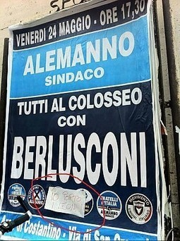 Comizi elettorali e concerti di fine campagna I big con Marino ... - La Repubblica | Bassotto | Scoop.it