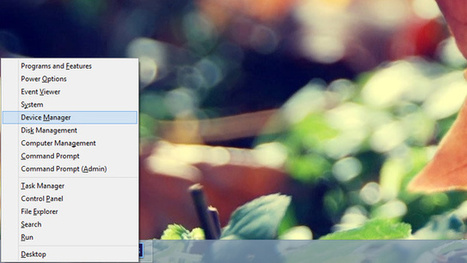 Six Hidden Windows 8 Features You Can't Live Without | Microsoft | Scoop.it