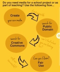 Infographics for You to Use: Information Literacy, Copyright, Attribution, and Plagiarism | Technology in Art And Education | Scoop.it