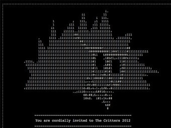The Critters | ASCII Art | Scoop.it