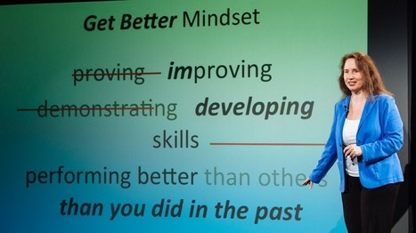 "The Incredible Benefits of a ""Get Better"" Mindset 
