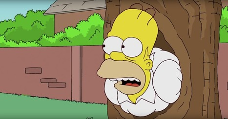 10 Words 'The Simpsons' Made Famous   IELTS, ESP, EAP and CALL   Scoop.it