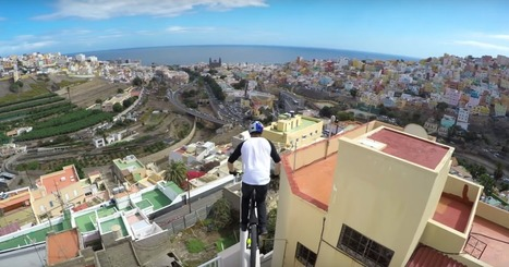 Scared Of Heights? Don't Watch This Death-Defying Video | Xposed | Scoop.it