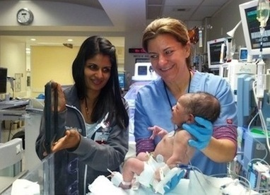 Hospital uses iPads to help moms stay in contact with newborns | Social Media, Communications and Creativity | Scoop.it
