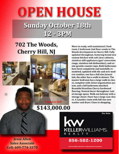 OPEN HOUSE Sunday Oct. 18th 12-3PM 702 The Woods | SmartChoiceRealEstate | Scoop.it