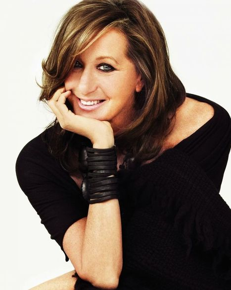 Donna Karan, Fashion's $450 Million Woman, Leaves Namesake Label - Forbes | Fashion and Fashonians | Scoop.it