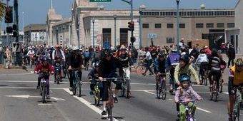 Season's first car-free 'Sunday Streets' event kicks off in SF | San Francisco Happenings | Scoop.it