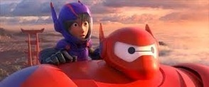 """Nocking The Arrow: 6 Reasons for Teachers and Students to Love """"Big Hero 6"""" 