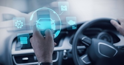 Tech giants to drive 5G car vision with automakers  | SDN, NFV and cloud in mobile | Scoop.it