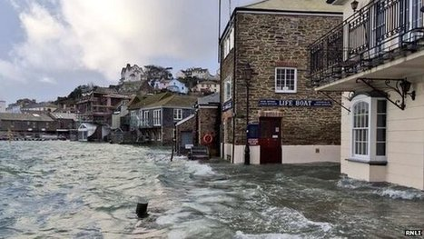 Coastal communities flooded by storm | Sustain Our Earth | Scoop.it