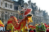 Le défilé du Nouvel An Chinois du Parvis de l'Hôtel de Ville aura lieu le 2 février | clelia | Scoop.it
