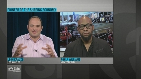 Video: Start-Up Founder Says Sharing Economy Regulation is 'Bogus' | Peer2Politics | Scoop.it