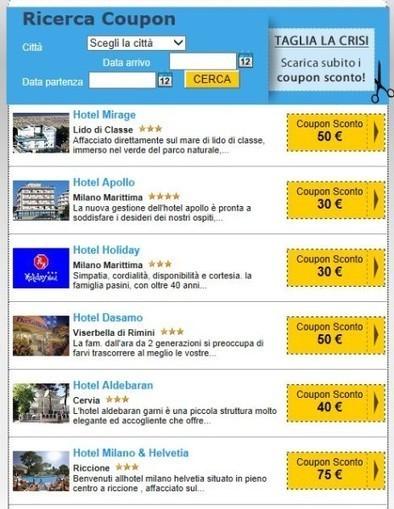 Nella Riviera Romagnola con i coupon sconto di Info-alberghi.com -   Riviera Romagnola   Scoop.it