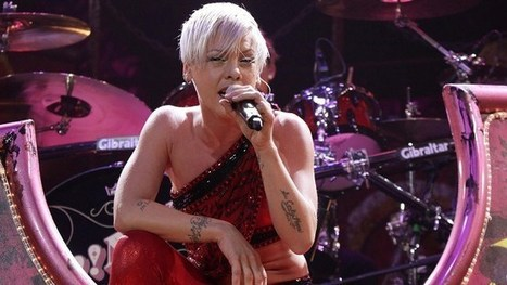 Pink is Billboard woman of the year   Euro Chart Bites Magazine   Scoop.it
