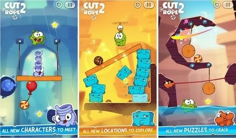 10 Best iPhone Game Apps | TECHNOGIST | iPhone Application Developer | Scoop.it
